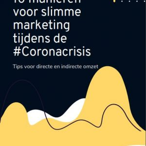 marketing tijdens de coronacrisis